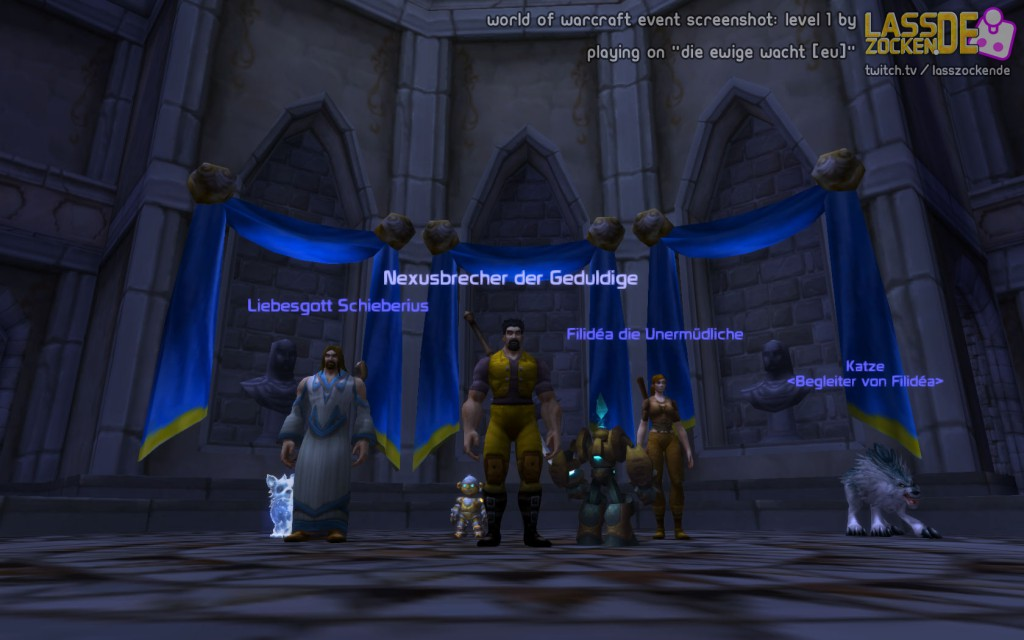 World of Warcraft Event Level 1 Screenshot
